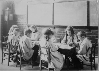 Examples of the British School System in pictures