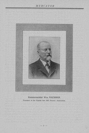 Suomalainen teollisuus 1910-luvulla