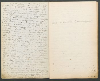 Pages from the Diary of Jean Sibelius