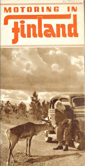 Motoring in Finland