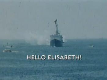 Hello, Elizabeth! Documentary about Queen Elisabeth II's visit to Helsinki