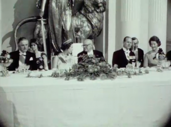 President Urho Kekkonen's Speech for Queen Elizabeth II