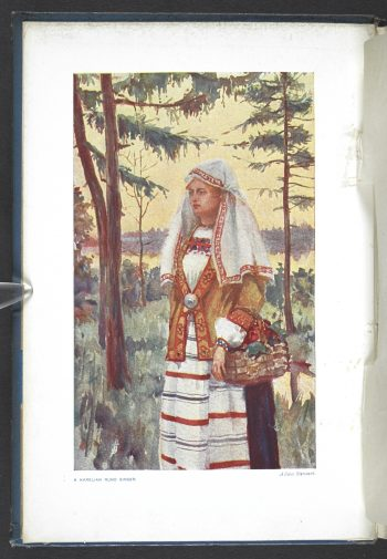 Finland in 1909 by M. Pearson Thomson